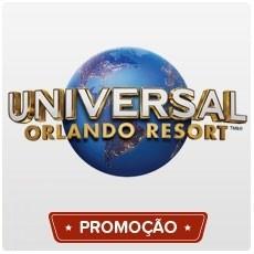 PACOTE PROMOÇÃO 3 DIAS 2 PARQUES UNIVERSAL ORLANDO