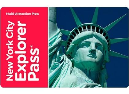 New York Explorer Pass - 10 atrações